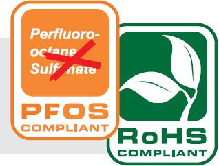 Raloy PFOS / RoHS Compliance